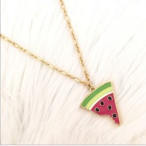 Kate spade watermelon necklace